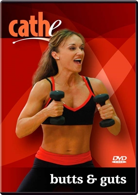 cathe Butts and Guts workout DVD