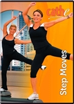 Cathe Friedrich's Step Moves step aerobics workout DVD