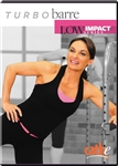 Cathe Friedrich low impact Turbo Barre exercise DVD