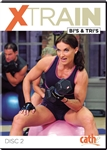 Cathe Friedrich's Xtrain Upper Body Bi's and Tri's Workout DVD
