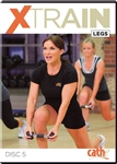 XTRAIN  Legs and Rear Delts Workout DVD