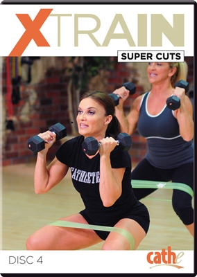 XTRAIN  SuperCuts Workout DVD