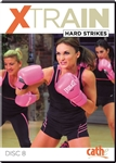 Cathe Friedrich Xtrain Hard Strikes Kickboxing Workout DVD