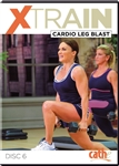 Xtrain Cardio Leg Blast leg workout DVDs for women