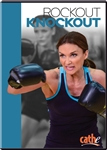 Cathe Friedrich Rockout Knockout kickboxing workout DVD
