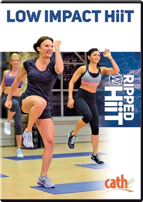 Low Impact HiiT DVD