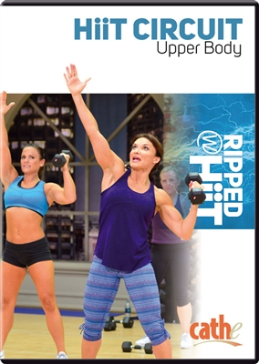 HiiT Circuit Upper Body Workout DVD
