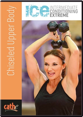 Cathe Friedrich ICE Chiseled Upper Body Workout DVD