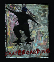 Approximately 11x14 Aluminum sign that says Skateboarding. This quality and sturdy metal poster sign is brand new, durable and made of heavy gauge aluminum that will last for many years to come. Great for hanging outside as well as inside. A great...