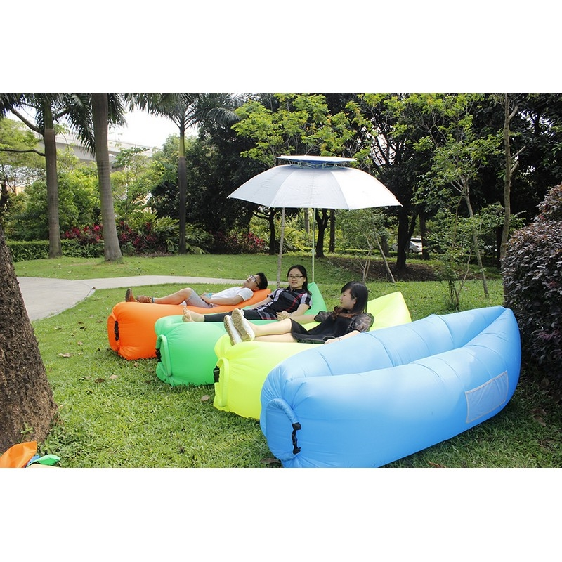 - Easy Inflatable Hammock Air Couch Lounger
