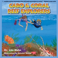 Dive in! This adventurous tale is a sequel to the popular  Cabo and Coral Go Surfing! and Cabo and Coral's Secret Surf Spot! The author reveals his thoughts on sharing and preserving our precious ocean resources. The vibrant captivating art and Dr....