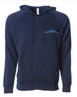 Better Surf than Sorry Super Soft Zip up sweatshirts