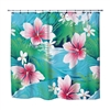 plumeria hibiscus hawaii flower decor 