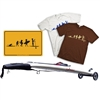 The Love of SUP Stand Up Paddling Gift Package includes: The SUP Evolution Sign The SUP Evolution T-Shirt in your choice of color. The Mule Stand Up Paddleboard Trailer / Carrier - New and improved, this SUP...