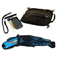 Great gift for Sup paddle boardersThe SUP Basics Stand Up SUP Paddle Surfing Gift Package includes:.  The Big Schlepper SUP Carrier - a convenient stand up paddle surfboard carrying strap. The supPocket convenient pocket that allows you to take your gear,