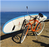 Moved by Bicycle longboard surfboard rack