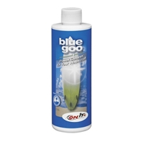 Blue Goo Now Available in a larger 8oz bottle!Environment Friendly Power CleanerBlue Goo removes the toughest dirt, grime, stains, scuff marks, minor scratches, oxidation and salt build-up. It's deep cleaning action preps the surface for the...