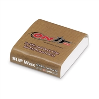 OnIt Pro SUP Deck and Paddle Wax is an all natural based wax that has a high melting point designed to provide extra grip and traction. The wax was specifically designed for SUP's with a UV inhibitor to ensure that the wax would not slough off, or...