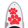 Introducing the Pup Deck!. 		         The new Pup Deck SUP traction pad for dogs gives grip to your board right where your dog sits, on the front of the board. You'll find Fido even happier to go paddling with you now that he/she has their...