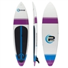 "10'8"" PRIME Stand Up Paddle Board Focus SUP Hawaii"