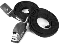 Thule best locking roof rack lockable cable strap