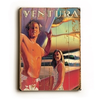 Vintage Surf U0026 Beach Art Signs