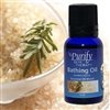 BATHING-OIL, bathing oil essential oil blend by purify skin therapy