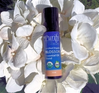 Blossom | Natural and Organic emotional relief | Purify Skin Therapy