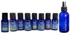 MUST HAVE OILS, includes 100% Pure Premium Grade USDA Certified Organic Essential oils, Lavender, Peppermint, Tea Tree