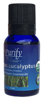 Certified Organic Eucalyptus citriodora Essential Oil