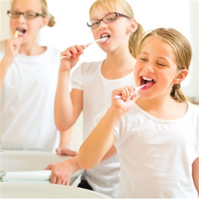 Kids Tooth and Gum essential oil blend by purify skin therapy, 100% pure, certified organic & wildcrafted essential oils