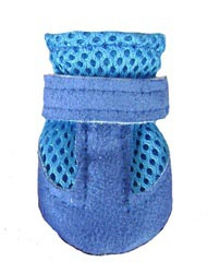 Mini Meshies by Barko Booties - Blue - Small