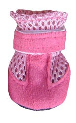 Mini Meshies by Barko Booties - Pink - Small