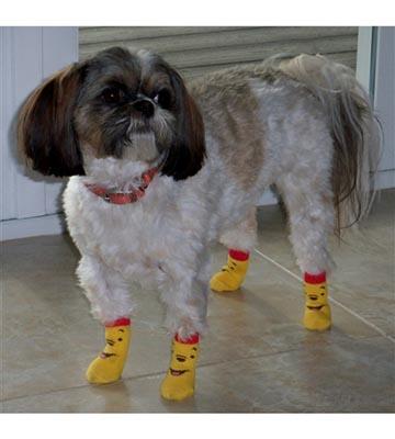 Winnie The Pooh Character Dog Socks Alldogboots Com