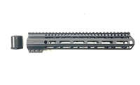 "12"" M-LOK Light Weight Free Float Handguard"
