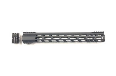 "15"" M-LOK Light Weight Free Float Handguard"
