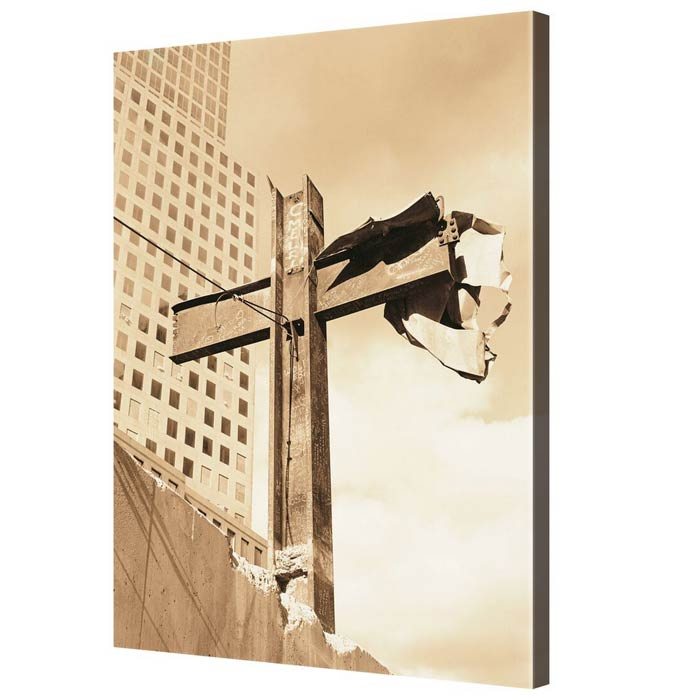 """WTC Cross"" Canvas 24 in. x 36 in."