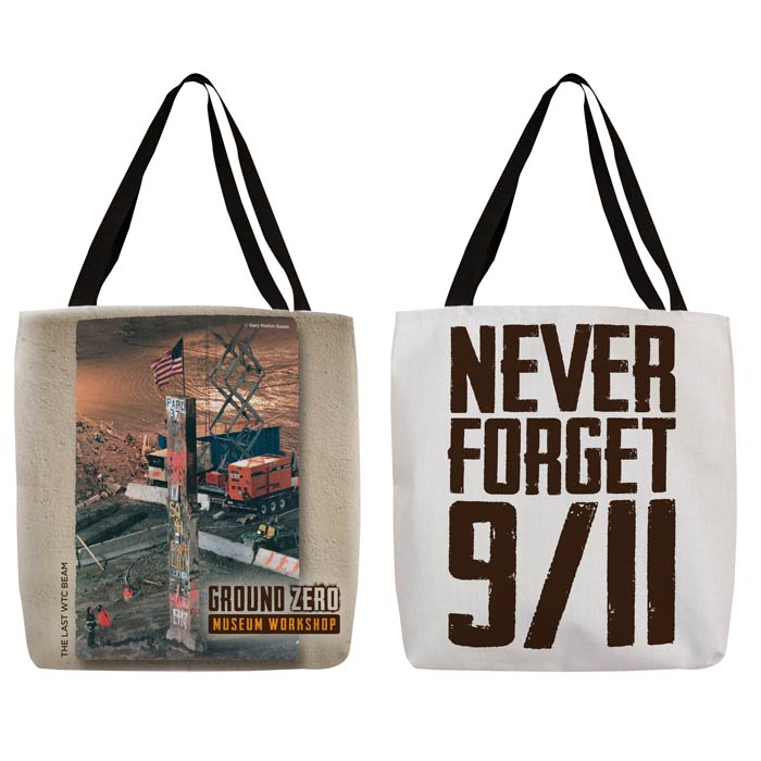 """The Last WTC Beam"" Tote"