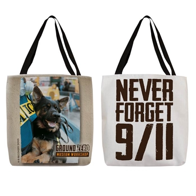"""K9 Recovery Dog"" Tote"