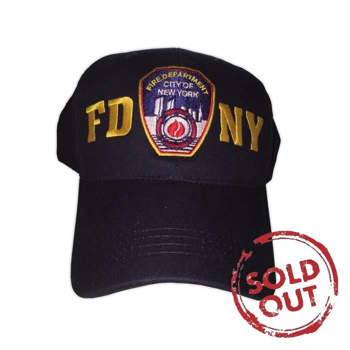 82cedc40b8f9 FDNY Baseball Cap