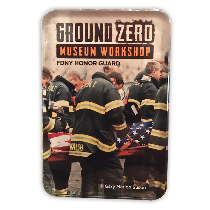 FDNY Honor Guard Acrylic Magnet