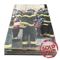 """FDNY Honor Guard"" Acrylic Image Cube"