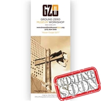 World Trade Center Cross Bookmark