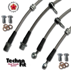 TOYOTA 1/1990-1997 PREVIA 4 Line Brake Kit