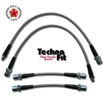 PORSCHE 1987-1988 944 TURBO 4 Line Brake Kit