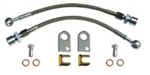 FORD & GM Rear Drum - 2 Line Brake Line Kit