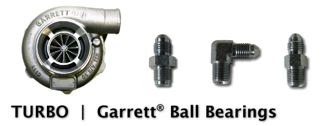 Garrett Ball Bearings