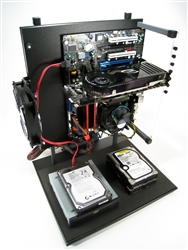 Tech Tower Vertical Workstation