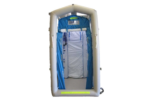 DAT®1010S - FIRST RESPONDER DECON SHOWER SYSTEM