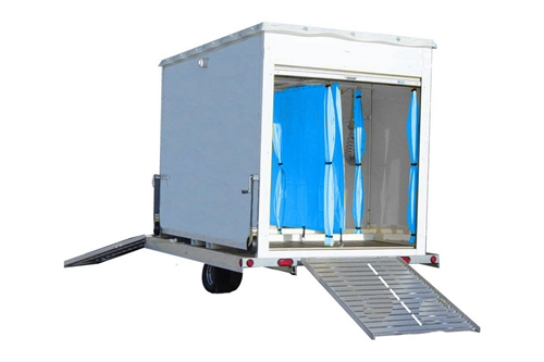 DAT®12T - DECON SHOWER TRAILER SYSTEM
